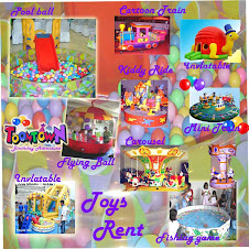toys rent for your party