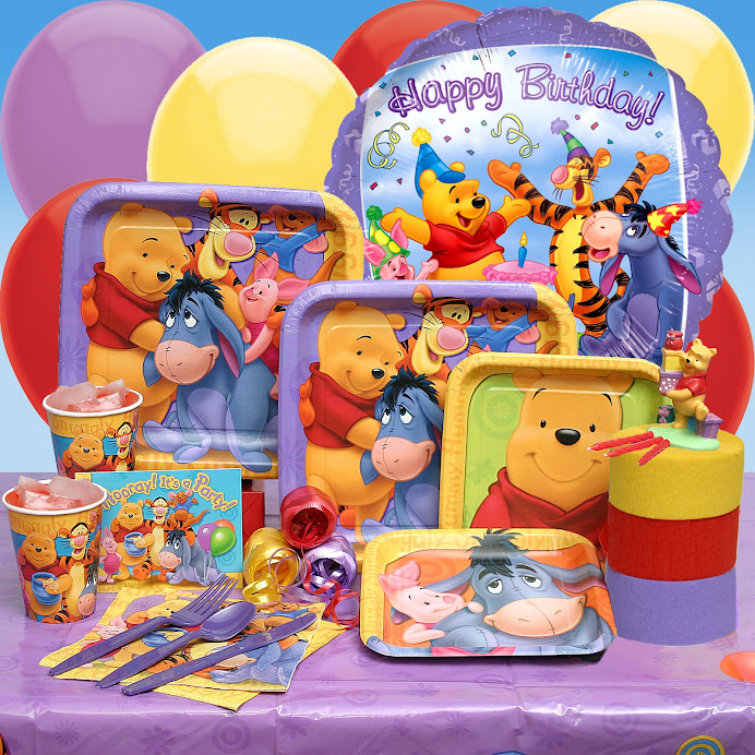 Pooh Party series