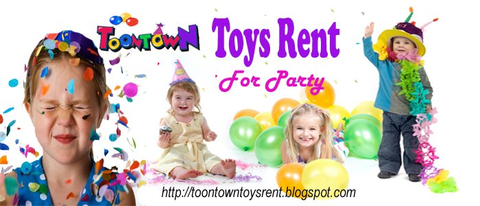 Toon Town Toys Rent