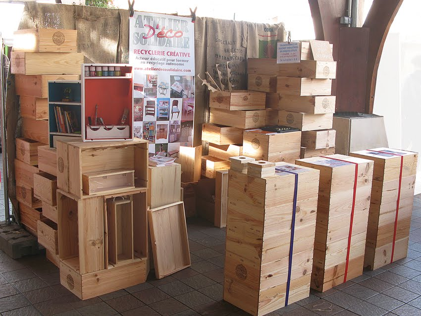 atelier d 39 co solidaire un dimanche au service de la r duction des d chets. Black Bedroom Furniture Sets. Home Design Ideas