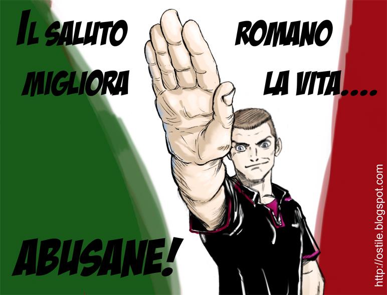 Promemoria del bravo Italiano!