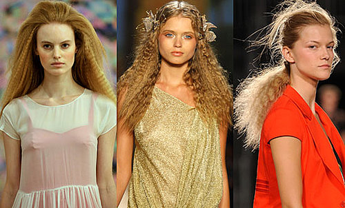 hairstyles for long hair with layers and side fringe on ... season with some artistic variations. Check out these timeless styles