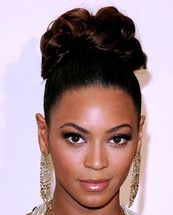 cute short hairstyles for black women. Black Updo Hairstyles Prom