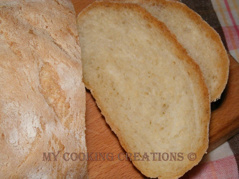 Обикновен хляб или за хляба с любов * Pane semplice o per pane con amore