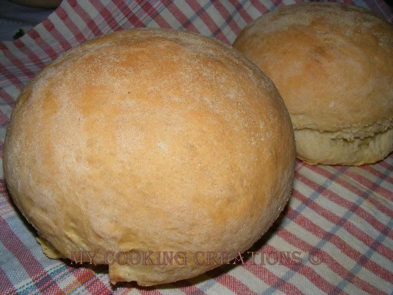 Хляб с грис * Pane di semola