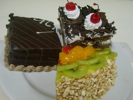 Black+Forest,+Tropical+Cake+dan+Sacher+Cakeed