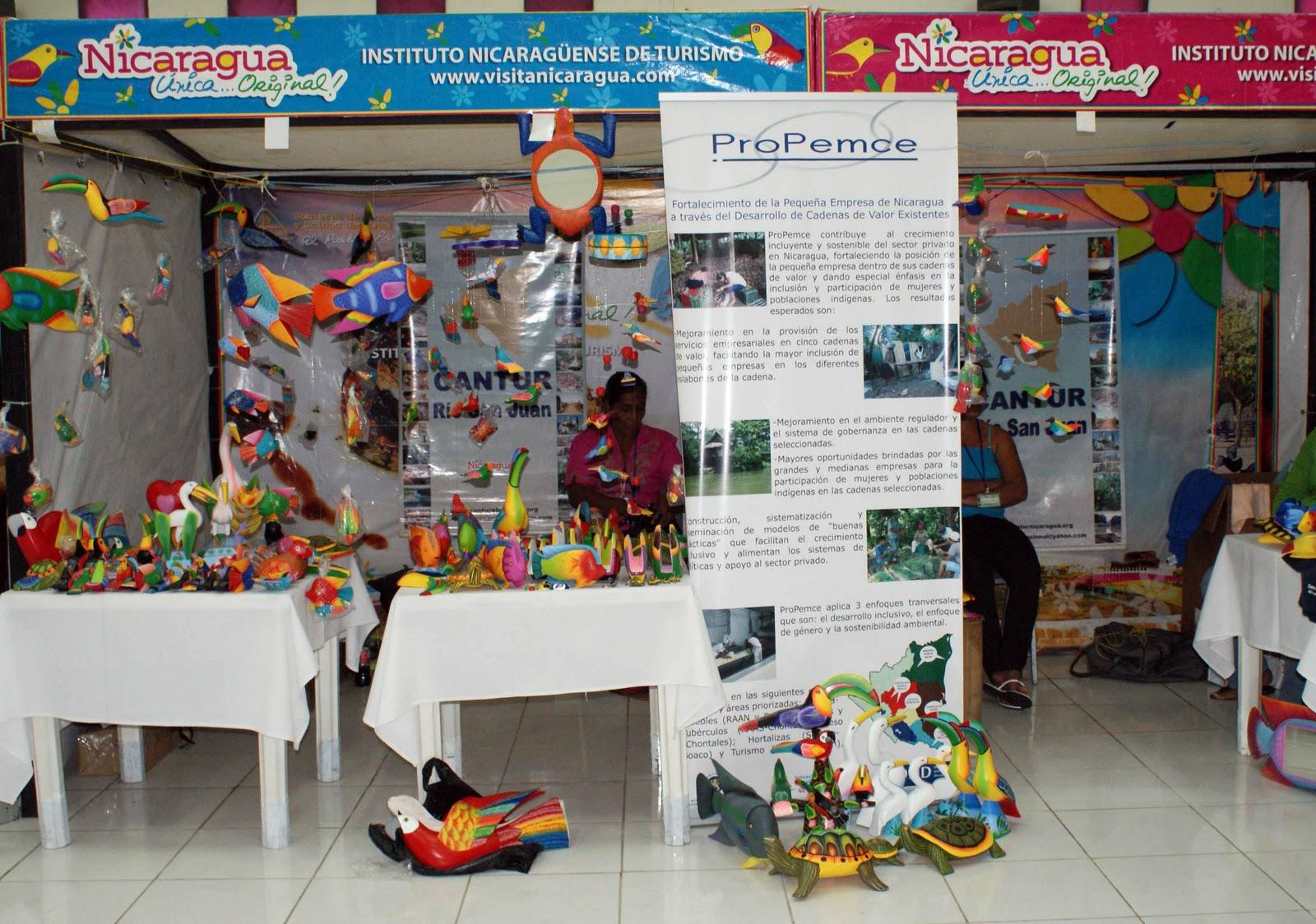stands para ferias nicaragua