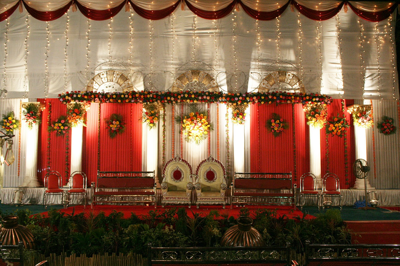 Stage decorations for Stage decoration