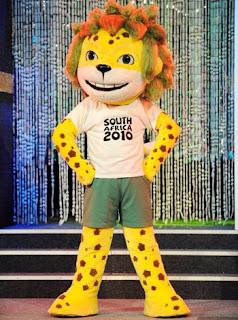Mascot World Cup 2010