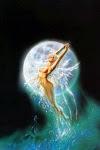 Ondina, diosa de los vientos