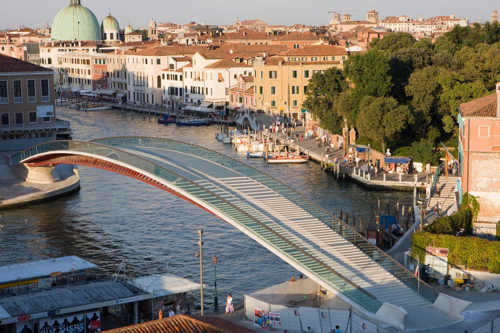 Venezia il quarto ponte sul canal grande for Ponte sul davanti della casa