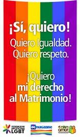 Ley de Igualdad, Ya!