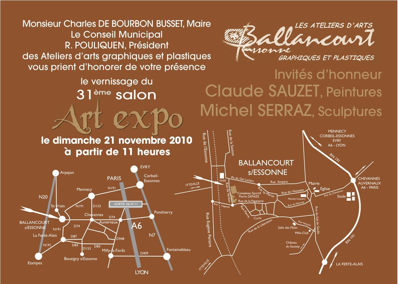 C a p t o n art expo salon de ballancourt sur essonne j for Salon artisanat a ballancourt sur essonne