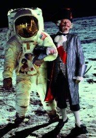 Baron Prášil na Měsíci