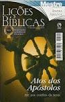 LIÇÕES BÍBLICAS - SUBSÍDIOS
