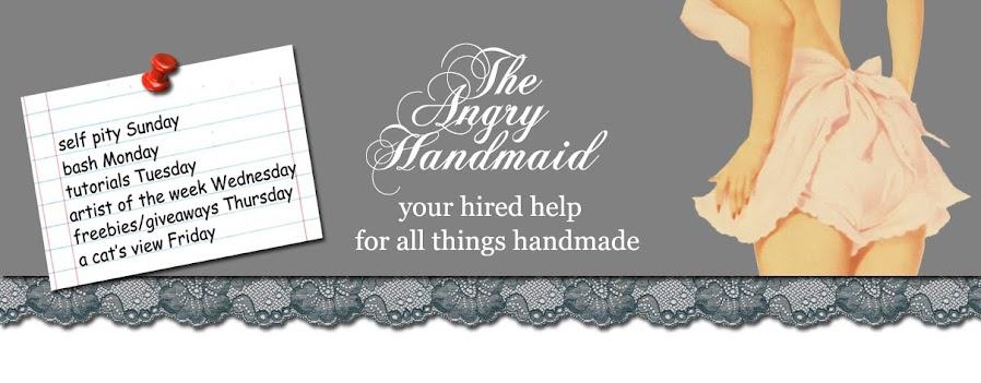 The Angry Handmaid