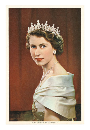 queen elizabeth younger years. Elizabeth II became Queen when