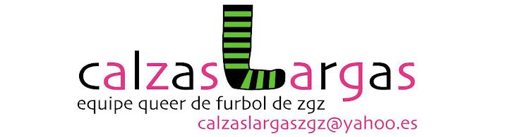 calzaslargas - equipo queer futbol zaragoza