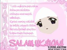 SaLam UkhWaH...(^-^)