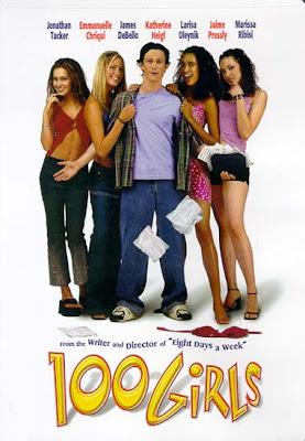 100 Girls, Lesbian Movie