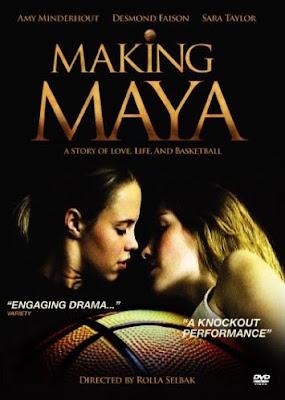 Making Maya, lesbian movie