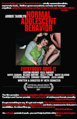 Havoc 2, Lesbian Normal Adolescent Behavior