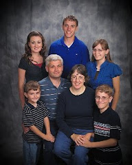 Speth Family 2008