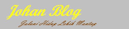 Johan Blog