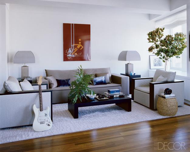 fotos decoração de sala de apartamento