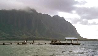 Pala Ferry (left)