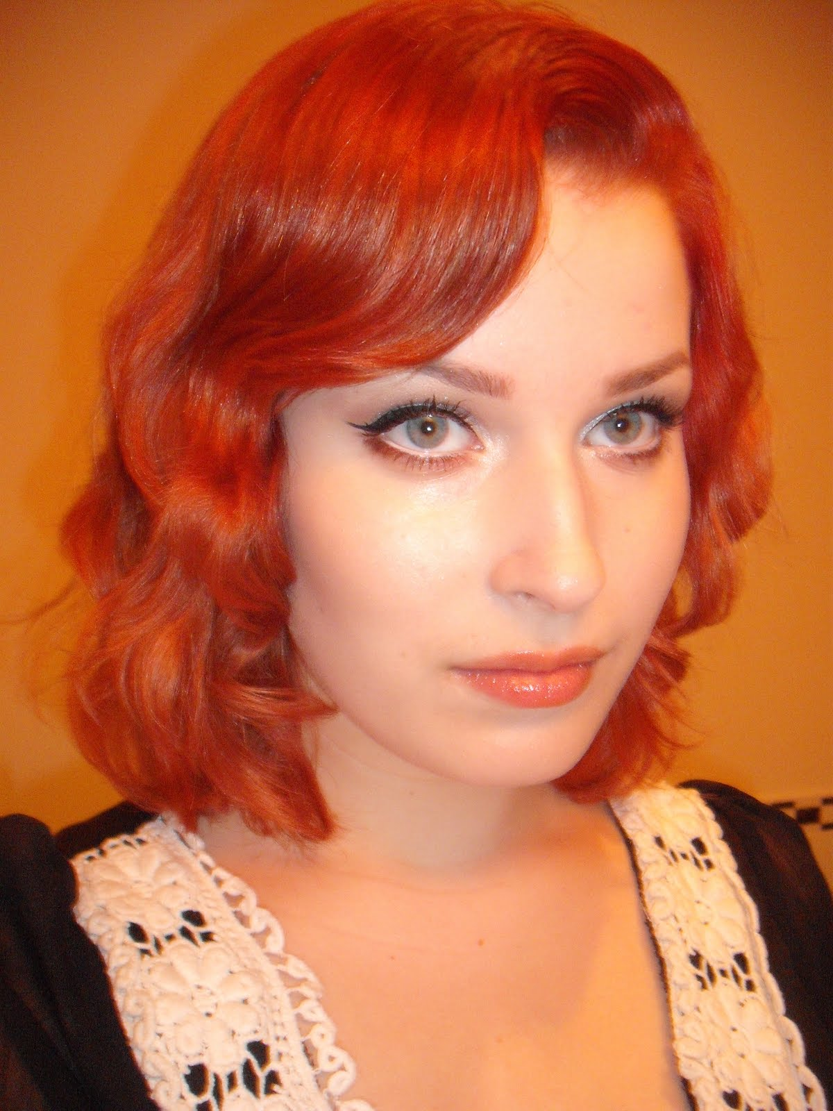 Hairstyle of the day modern marilyn Brown hair color ideas tumblr ssnunwor peekaboo hairstyle