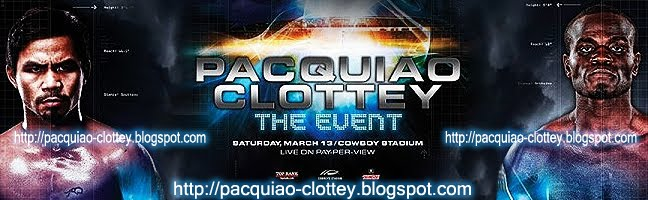 Pacquiao vs Clottey - Latest News and Updates, HBO 24/7 Episodes, Streaming Videos