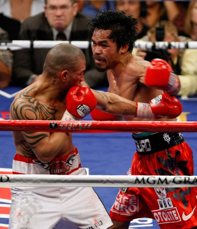 Latest News Updates: Manny Pacquiao Vs Miguel Cotto
