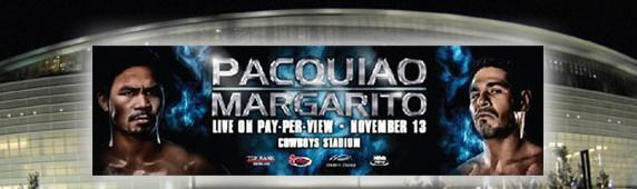 Manny Pacquiao vs Antonio Margarito - Boxing News & Latest Updates