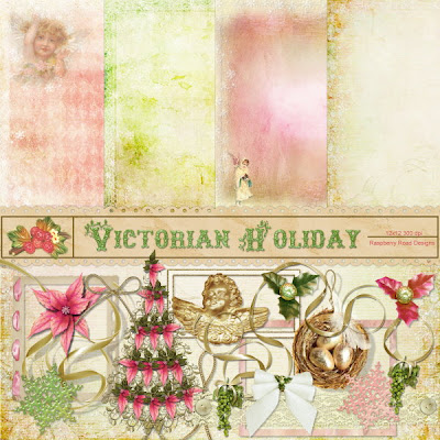 http://bintysscrapbooks.blogspot.com/2009/12/victorian-holiday-and-2-cluster-freebie.html