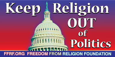 keep religion out of politics