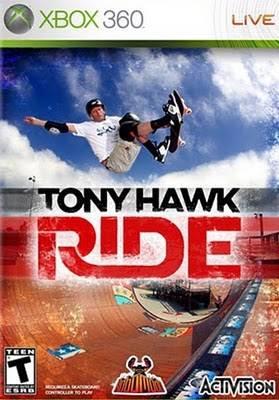 Download/Baixar Tony Hawks Ride Para Xbox
