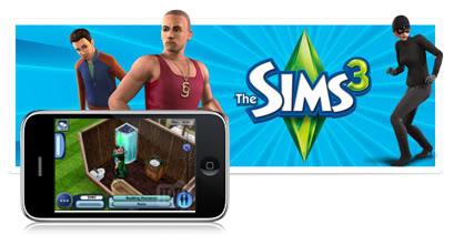 Download/Baixar o Jogo The Sims 3 para Iphone