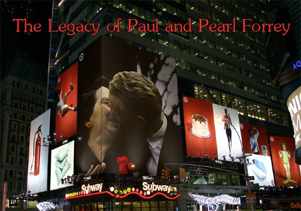 Paul and Pearl Forrey