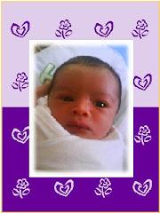 My lil cutie~ 1 month
