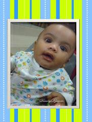 My lil cutie~5 month