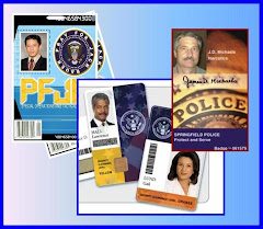 Security - Police  ID Card