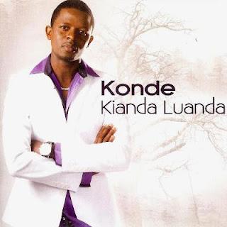 Konde : Kianda Luanda (2009) Konde+-+Kianda+Luanda