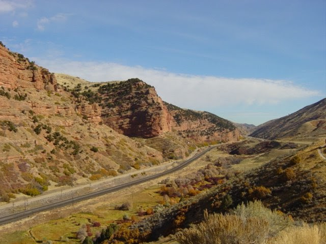 My Travels Echo Rest Area I80 Mile Marker 170 In Utah
