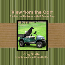 View From the Cart: The Story of Mulligan, a Golf Course Dog