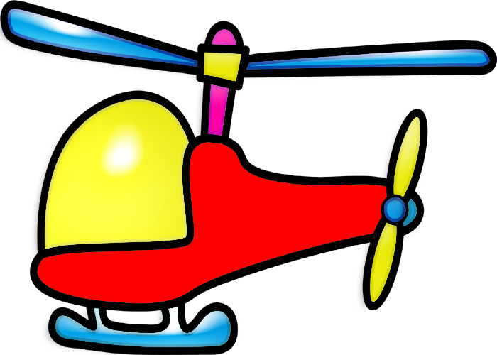 dulces momentos  u2605 los medios de transporte clip art helicopter landing clipart helicopter