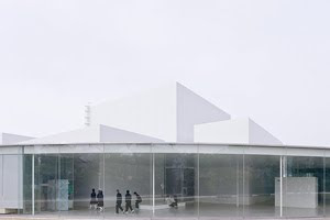 Sanaa Architekten Homepage visit the sanaa architects 21st century museum