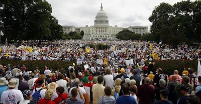 9 12 Tea Party Rally