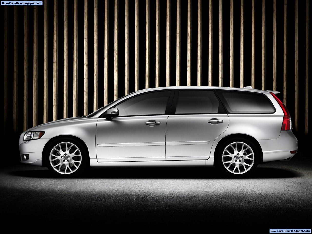 Volvo V50 (2008) - Best Car Blog: Volvo V50 (2008)