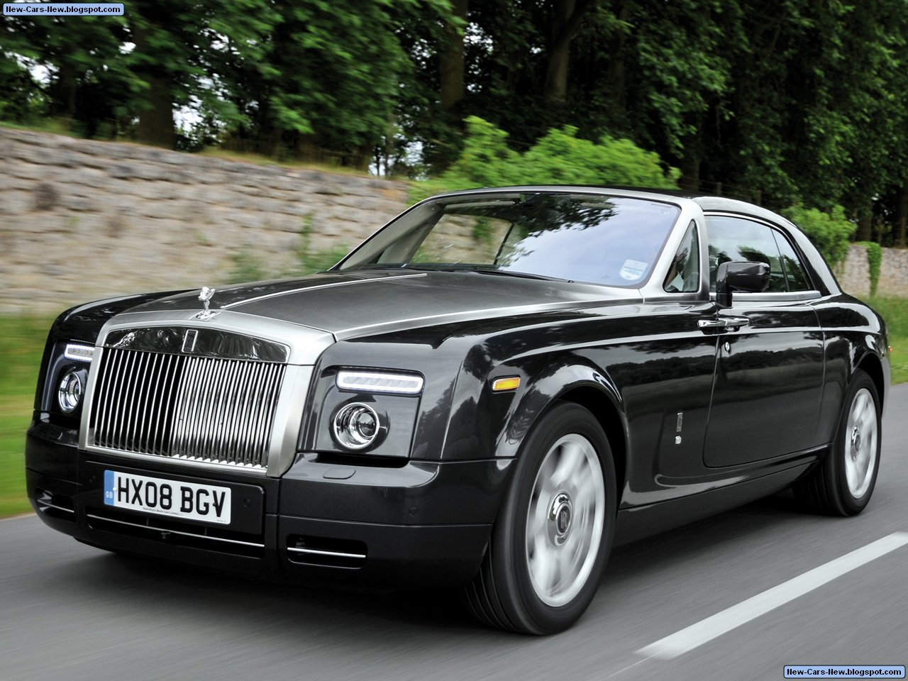 Rolls Royce Phantom Coupe 2009